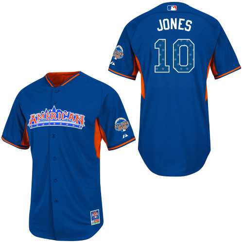 Jersey Royal Orioles 10 Blue Authentic - Adam Men's Baltimore League Jones 2013 All-star Bp American Majestic Mlb|Samsonite Make Your Case